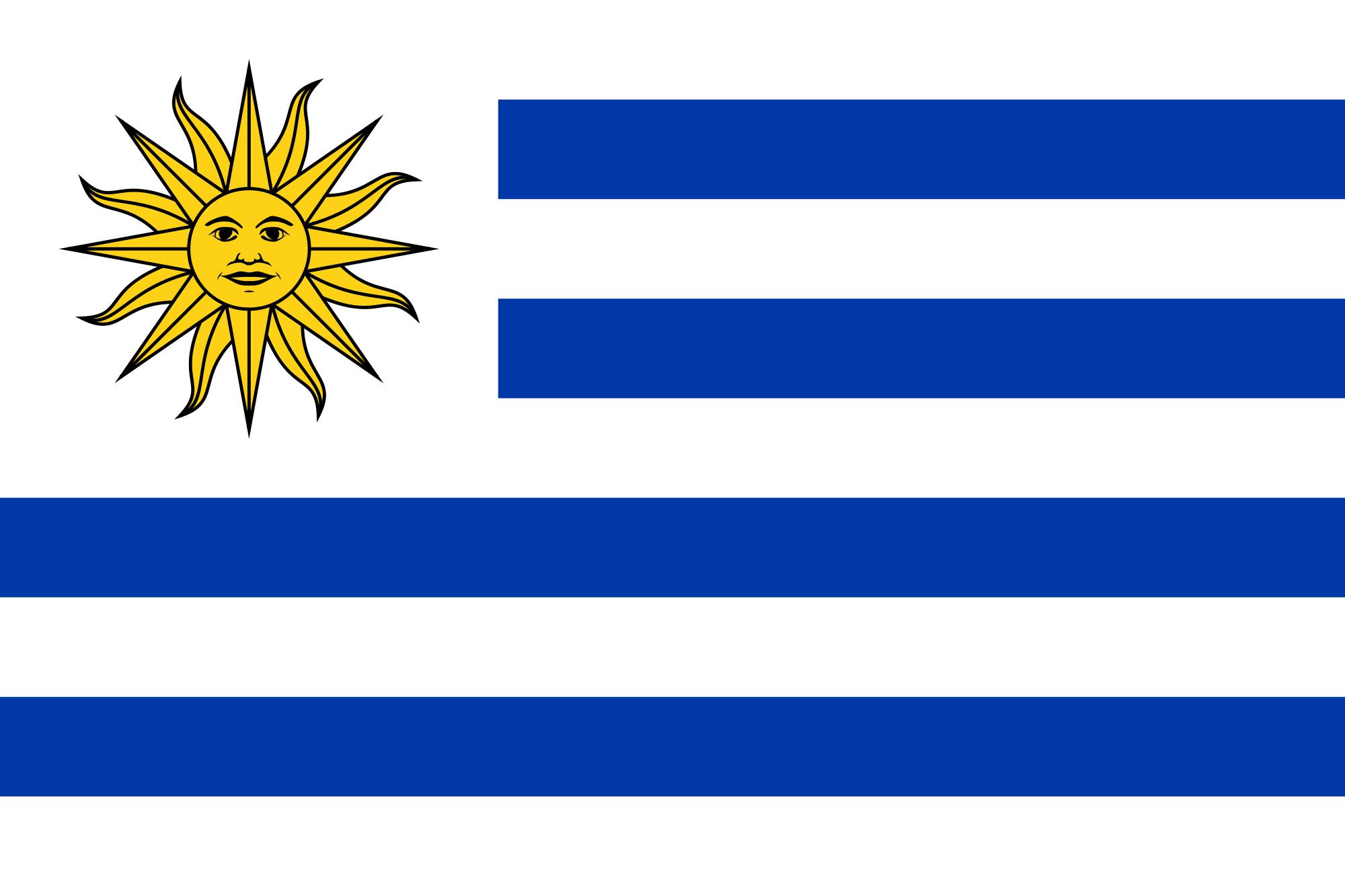 A Primeira Bandeira Do Brasil Republica bandeira do uruguai • bandeiras do mundo